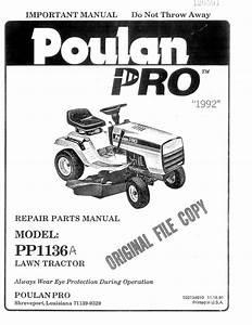 Pp1136a Manuals