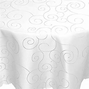 Tischdecke Weiß Bügelfrei : tischdecken und andere tischw sche von ornamente tischdecke online kaufen bei m bel garten ~ Eleganceandgraceweddings.com Haus und Dekorationen