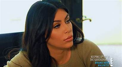 Kardashian Kim Gifs Eye Roll Giphy Blackface