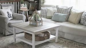 Table De Salon Ikea : table basse d co ikea ~ Dailycaller-alerts.com Idées de Décoration