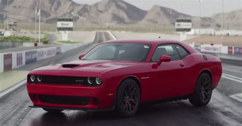 The New 2015 Dodge Challenger Srt Supercharged Hellcat