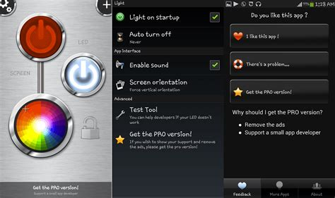 flashlight app android find the best flashlight app for android and light your world