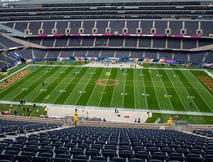 Soldier Field Section 436 Seat Views Seatgeek