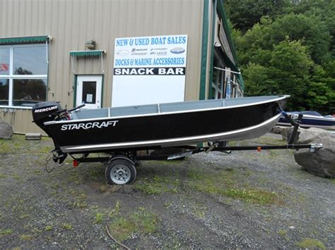 Starcraft Utility Boats Sale by Starcraft Sf14 2015 New Boat For Sale In Muskoka Ontario