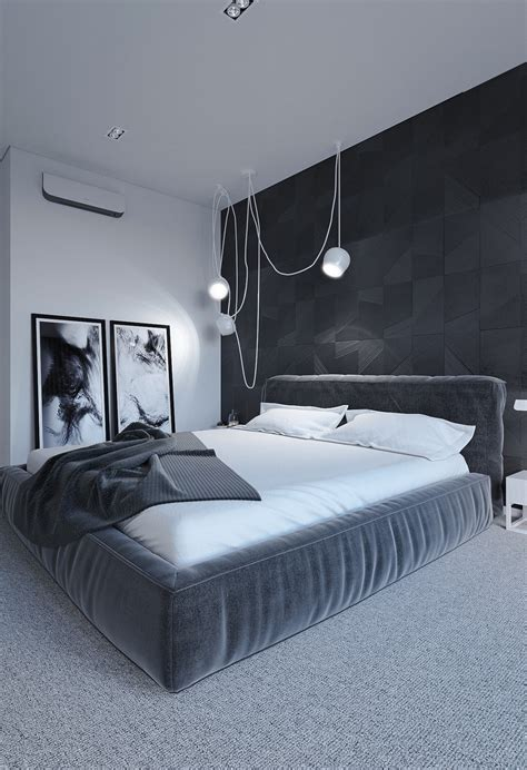 6 Dark Bedrooms Designs To Inspire Sweet Dreams