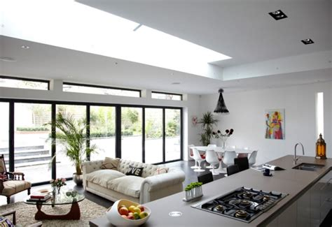 Wohnzimmer Mit Offener Küche Modern by Offene K 252 Che Mit Wohnzimmer Pro Contra Und 50 Ideen