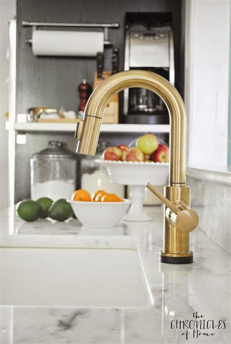 The Prettiest Kitchen Faucet You Ever Did See   The
