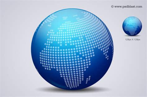 world globe design icon psd psd file