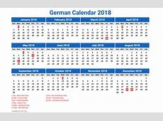 German calendar 2018 1 newspicturesxyz