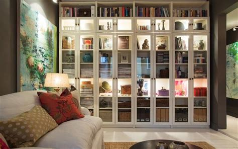 home library design ideas creating spectacular accent walls