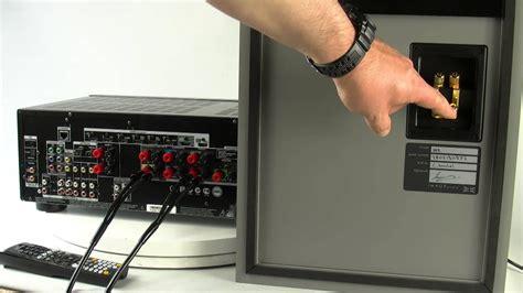 onkyo av receiver tx nr   bi amp