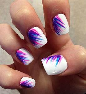 Cool nail designs : Lovely summer nail art ideas and design