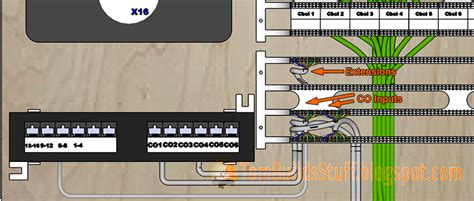 Small Business Phone Wiring Diagram
