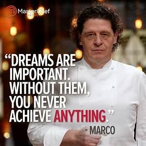 12 best Marco P... Big Willie Masterchef Quotes
