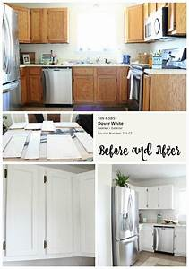 Dover white kitchen cabinets refresh restyle for Kitchen colors with white cabinets with papier polaroid