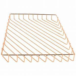 buy john lewis rose gold a4 letter tray john lewis With rose gold letter tray