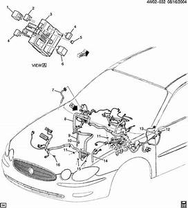 2005 Buick Lacrosse Belt Diagram