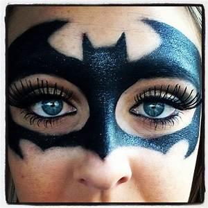 Halloween Schmink Bilder : fledermaus schminken schritt f r schritt anleitung halloween zenideen ~ Frokenaadalensverden.com Haus und Dekorationen