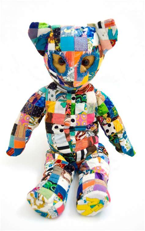 making  keepsake teddy bear thriftyfun
