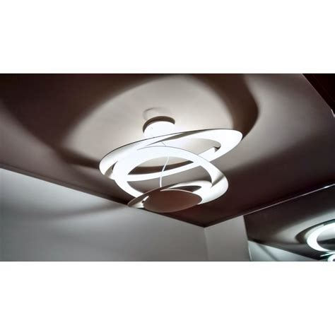Artemide Pirce White Suspension Lamp Outlet   Desout.com