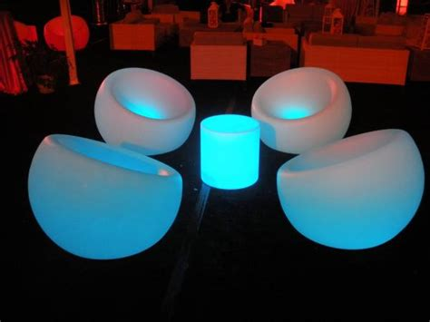 glow in the furniture glow in the dark chairs home design