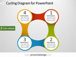 4-part Powerpoint Diagram