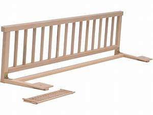 Barriere Pour Lit Enfant : barri re de lit generation coloris d cor h tre massif ~ Premium-room.com Idées de Décoration