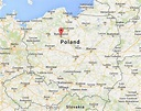 Where is Bydgoszcz on map Poland