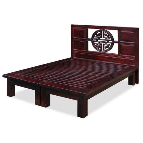 platform beds elmwood yuan yuan platform bed influenced by