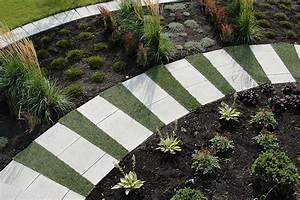 Modern Landscaping & Garden in Ville St-Laurent - Montreal