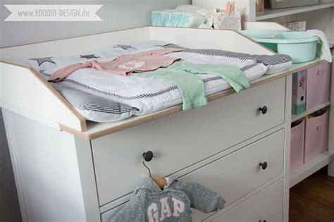 Ikea Kommode Für Kinderzimmer by Ein Skandinavisches Kinderzimmer Und Ein Wickelaufsatz F 252 R