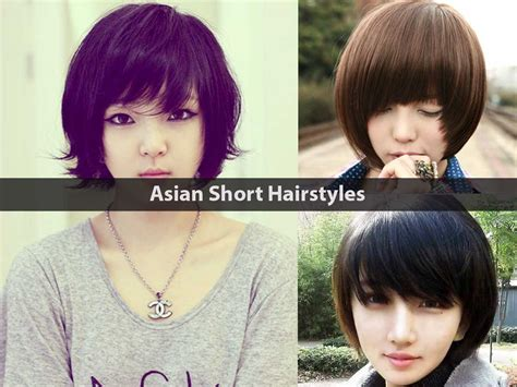 15 Prominent Asian Short Hairstyles For Women