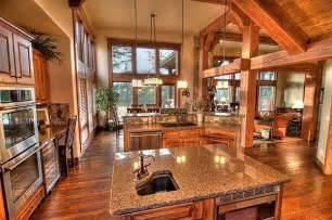 open kitchen house plans plan w59926nd vacation premium collection country craftsman photo gallery mountain corner