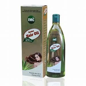 herbal oil hair
