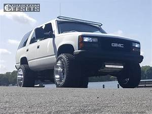 1999 Gmc Yukon Vision Rocker Custom Body Lift 3in Custom
