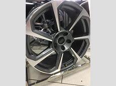 Rodas Audi New Tt Rs Aro 19 2018 R$ 4999,00 em Mercado