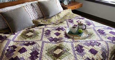 Best Collection Of Bed Quilt Patterns
