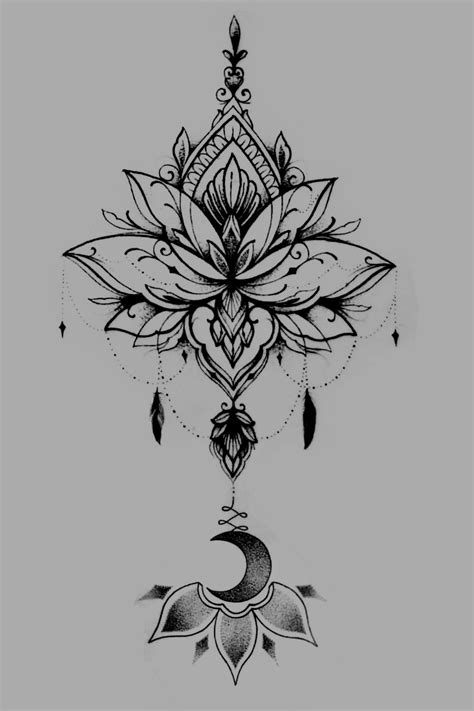 Tattoo uploaded by Lucy Dylori   Fusion lotus flower