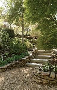 les 25 meilleures idees de la categorie jardin en gravier With exceptional allee de jardin en cailloux 4 creer le plus beau jardin avec le gravier pour allee