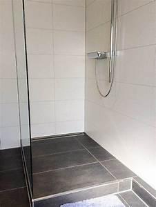 Begehbare Dusche Bauen : begehbare dusche auf einem kleinem podest mit ~ Michelbontemps.com Haus und Dekorationen