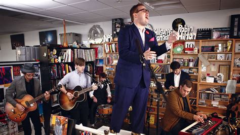 Npr Tiny Desk St Paul And The Broken Bones Tiny Desk Concert Npr