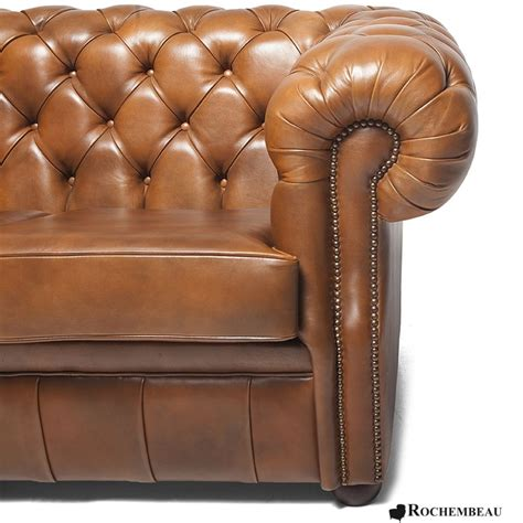 canapé cuir naturel canapé chesterfield cook canapé chesterfield en cuir
