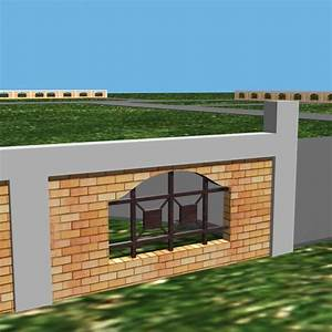 Boundary walls designs architecture in the philippines
