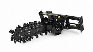 T9b Manual Trencher With Combo Teeth