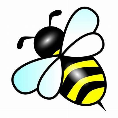 Bee Clip Cliparts Bumble Clipart