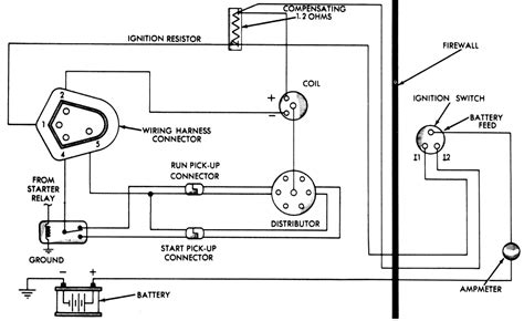 Mopar Point Ignition Wiring Diagram by Repair Guides