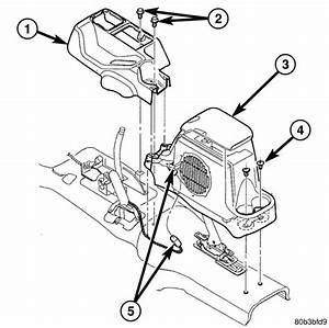 How Do I Change The Center Console Speakr On My 003 Jeep