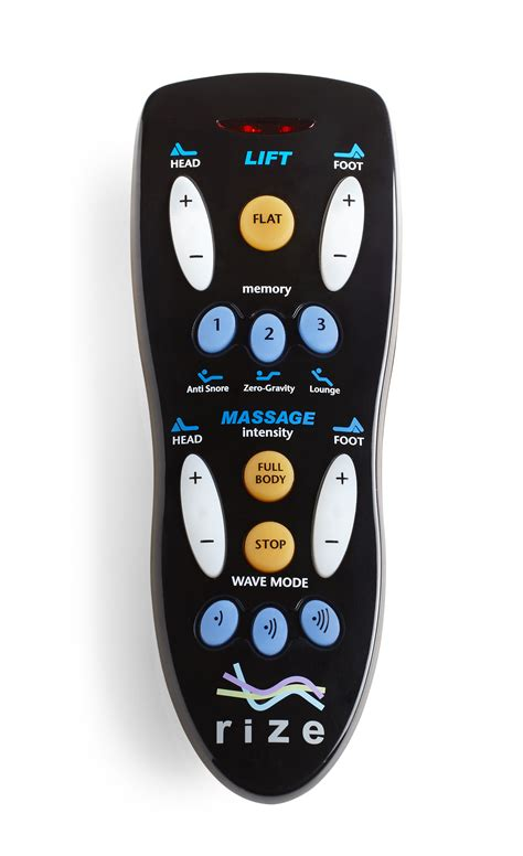 rize adjustable bed parts remote for rize contemporary adjustable bed