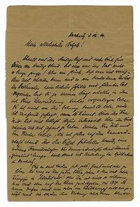 Lot Detail   Doctor Josef Mengele Autograph Letter From Auschwitz