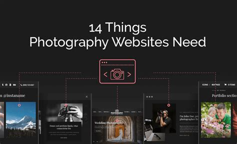 photography websites  divi space